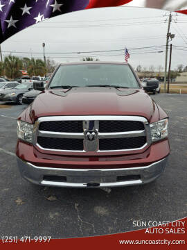 2020 RAM Ram Pickup 1500 Classic for sale at Sun Coast City Auto Sales in Mobile AL