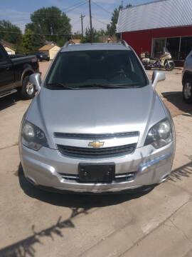 2015 Chevrolet Captiva Sport for sale at PYRAMID MOTORS AUTO SALES in Florence CO