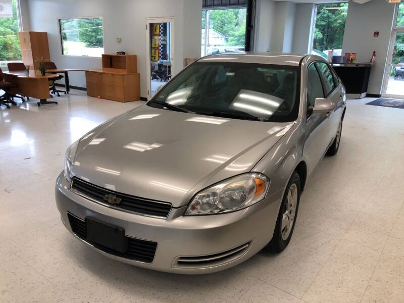 2008 Chevrolet Impala for sale at Grace Quality Cars in Phillipston MA
