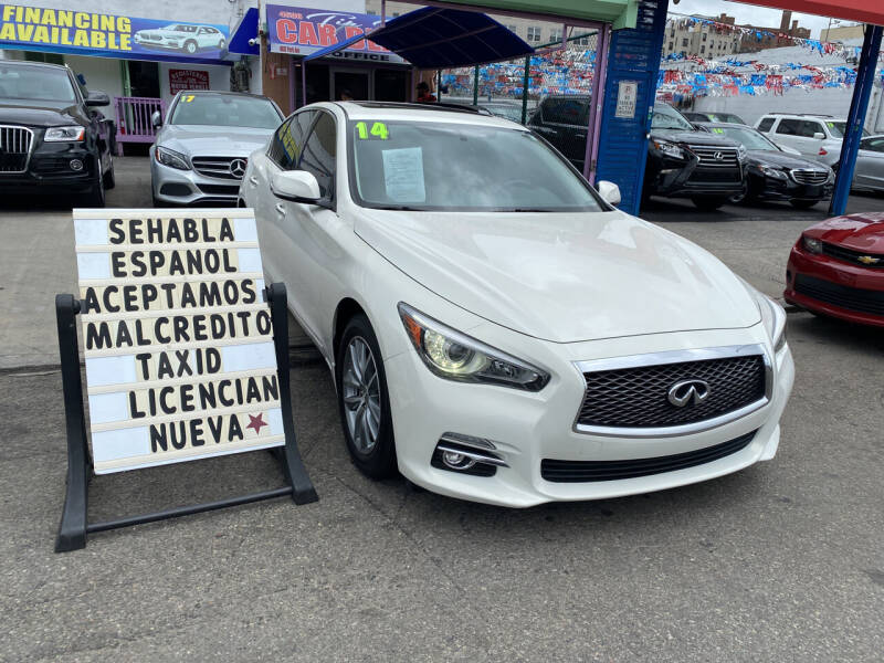 2014 Infiniti Q50 for sale at 4530 Tip Top Car Dealer Inc in Bronx NY