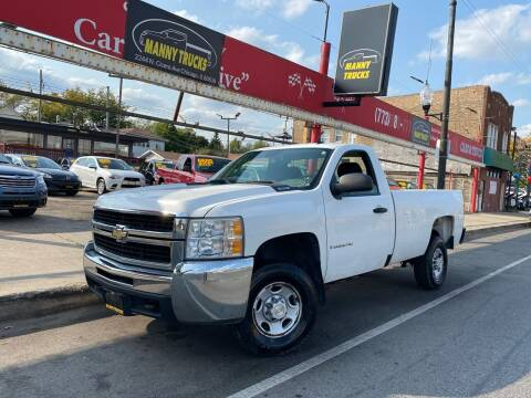 2007 Chevrolet Silverado 2500HD for sale at Manny Trucks in Chicago IL