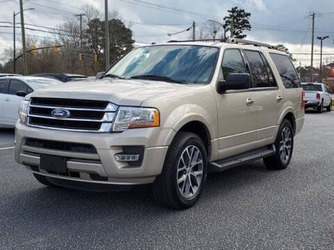 2017 Ford Expedition for sale at Gentry & Ware Motor Co. in Opelika AL