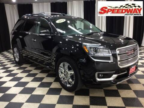 2014 GMC Acadia for sale at SPEEDWAY AUTO MALL INC in Machesney Park IL