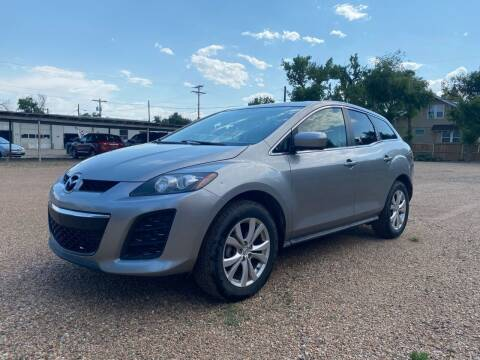 2011 Mazda CX-7 for sale at Chubbuck Motor Co in Ordway CO