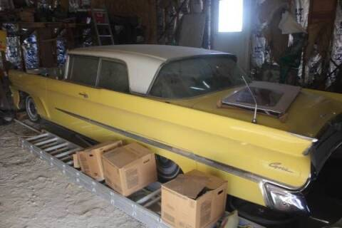 1959 Lincoln Capri for sale at Classic Car Deals in Cadillac MI