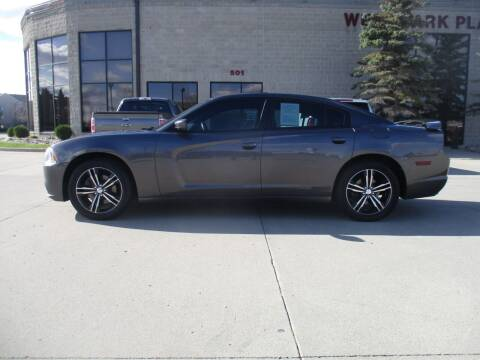 2013 Dodge Charger for sale at Elite Motors in Fargo ND