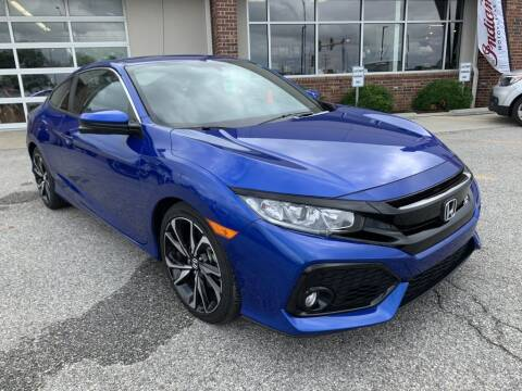 2018 Honda Civic for sale at Head Motor Company - Head Indian Motorcycle in Columbia MO