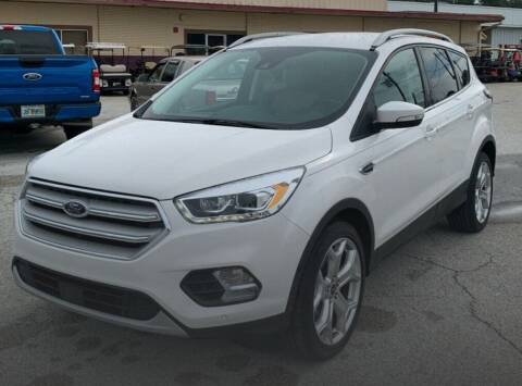 2018 Ford Escape for sale at North American Fleet Sales in Largo FL