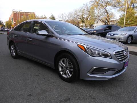 2016 Hyundai Sonata for sale at H & R Auto in Arlington VA