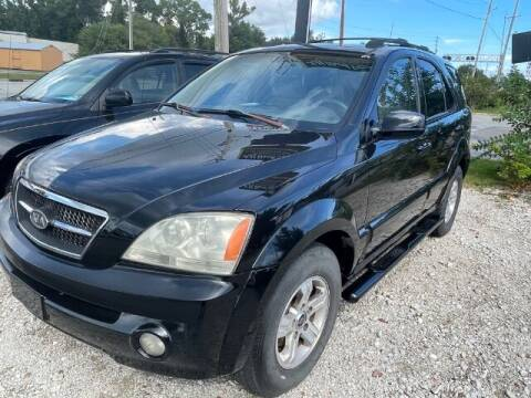 2004 Kia Sorento for sale at L & H Used Cars of Wilmington in Wilmington NC