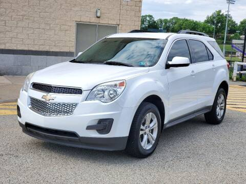 2014 Chevrolet Equinox for sale at FAYAD AUTOMOTIVE GROUP in Pittsburgh PA