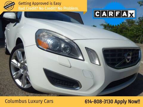2011 Volvo S60 for sale at Columbus Luxury Cars in Columbus OH