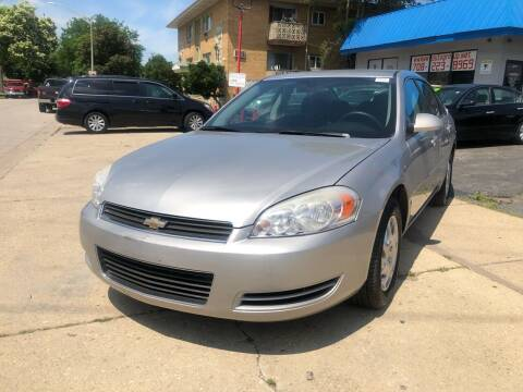2008 Chevrolet Impala for sale at Nationwide Auto Group in Melrose Park IL