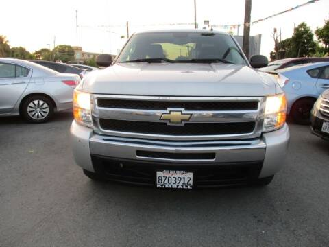2010 Chevrolet Silverado 1500 for sale at Car House in San Mateo CA