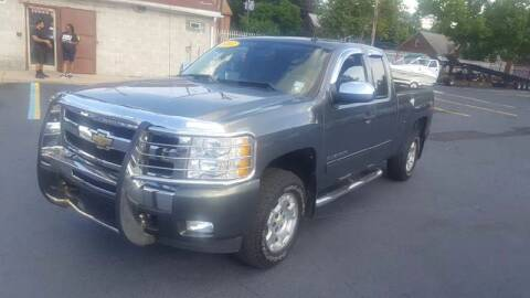 2011 Chevrolet Silverado 1500 for sale at NUMBER 1 CAR COMPANY in Detroit MI