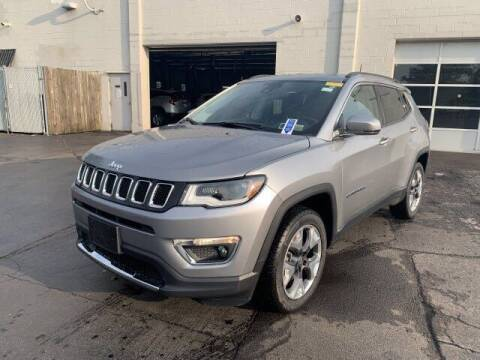 2018 Jeep Compass for sale at Cappellino Cadillac in Williamsville NY