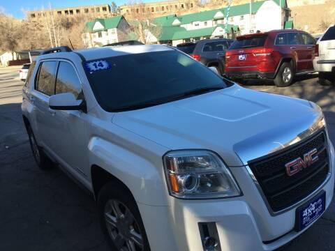 2014 GMC Terrain for sale at 4X4 Auto Sales in Durango CO