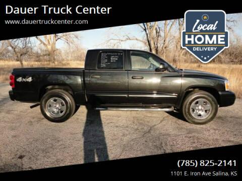 2006 Dodge Dakota for sale at Dauer Truck Center in Salina KS