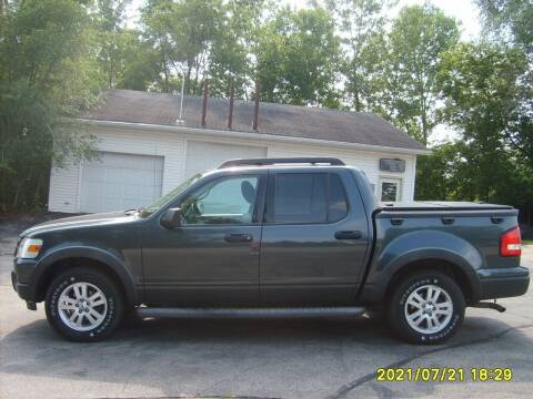 2010 Ford Explorer Sport Trac for sale at Northport Motors LLC in New London WI