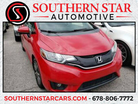2015 Honda Fit for sale at Southern Star Automotive, Inc. in Duluth GA