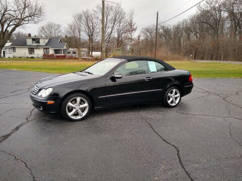 2005 Mercedes-Benz CLK for sale at Depue Auto Sales Inc in Paw Paw MI