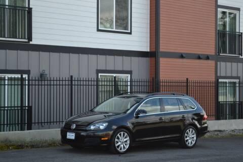 2011 Volkswagen Jetta for sale at Skyline Motors Auto Sales in Tacoma WA