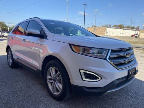 2015 Ford Edge for sale at Pary's Auto Sales in Garland TX