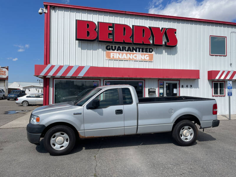 2007 Ford F-150 for sale at Berry's Cherries Auto in Billings MT
