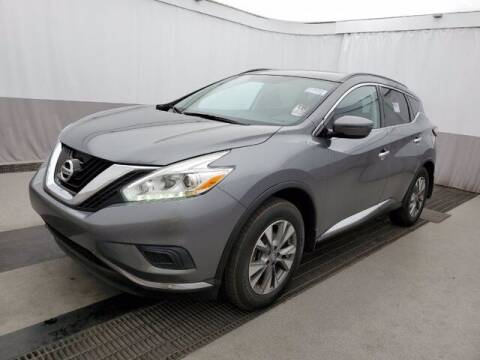 2016 Nissan Murano for sale at Mike Murphy Ford in Morton IL