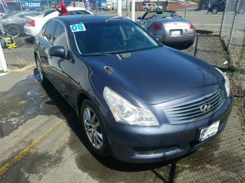 2008 Infiniti G35 for sale at Universal Auto INC in Salem OR