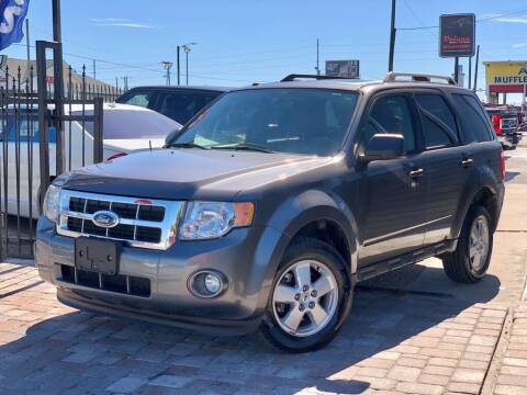 2010 Ford Escape for sale at Unique Motors of Tampa in Tampa FL