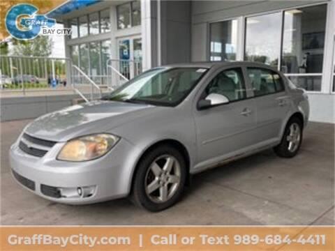 2008 Chevrolet Cobalt for sale at GRAFF CHEVROLET BAY CITY in Bay City MI