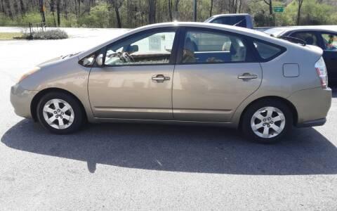 2008 Toyota Prius for sale at Mathews Used Cars, Inc. in Crawford GA