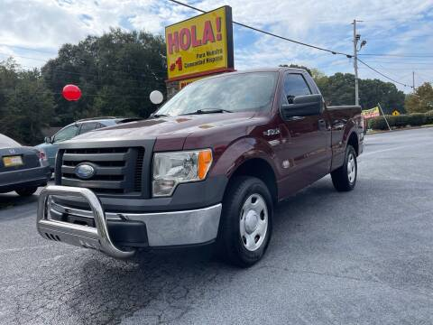 2009 Ford F-150 for sale at No Full Coverage Auto Sales in Austell GA
