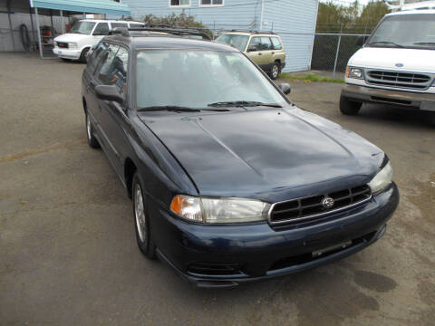 1998 Subaru Legacy for sale at Family Auto Network in Portland OR