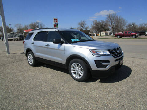 2017 Ford Explorer for sale at Padgett Auto Sales in Aberdeen SD