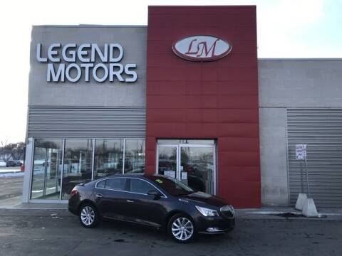 2015 Buick LaCrosse for sale at Legend Motors of Waterford - Legend Motors of Ferndale in Ferndale MI