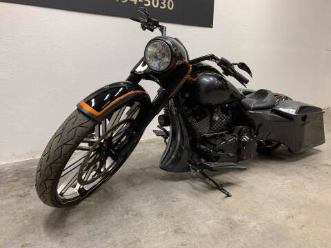 2010 Harley Davidson Road king Custom for sale at Mel's Motors in Nixa MO