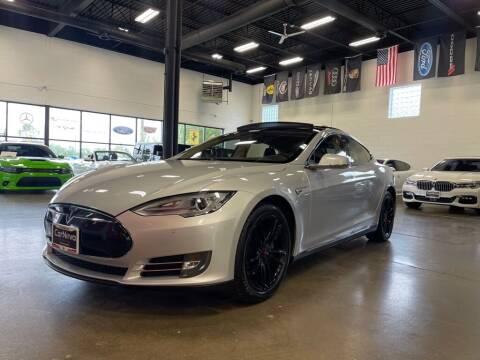 2013 Tesla Model S for sale at CarNova in Sterling Heights MI