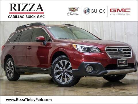 2016 Subaru Outback for sale at Rizza Buick GMC Cadillac in Tinley Park IL