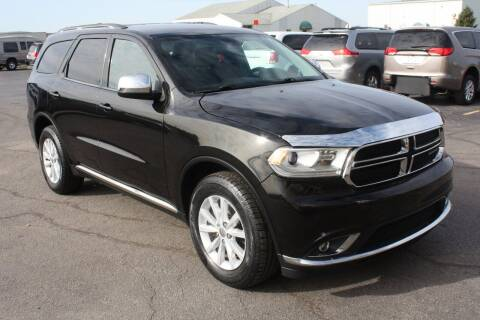 2014 Dodge Durango for sale at New Mobility Solutions in Jackson MI