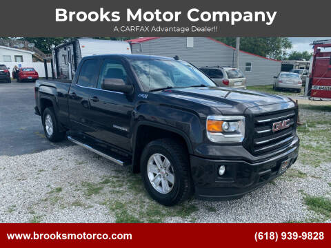 2014 GMC Sierra 1500 for sale at Brooks Motor Company in Columbia IL