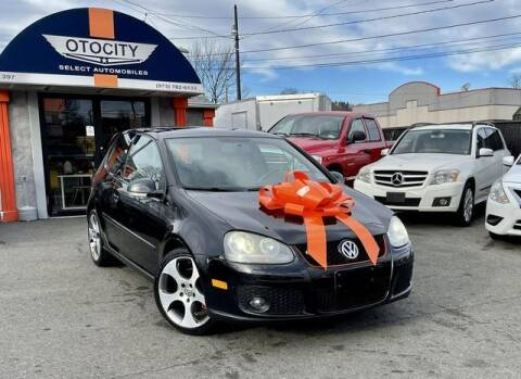 2009 Volkswagen GTI for sale at OTOCITY in Totowa NJ