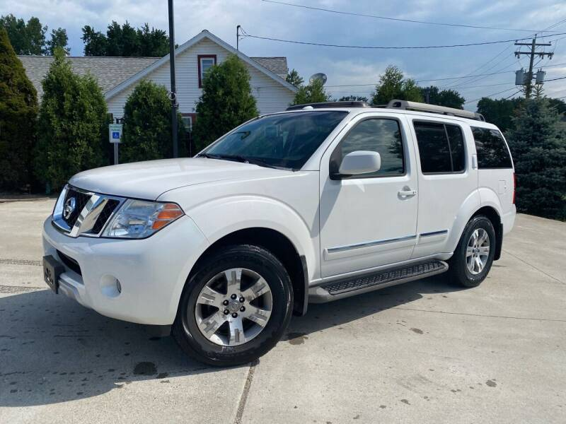 2008 Nissan Pathfinder for sale at The Car Store Inc in Albany NY