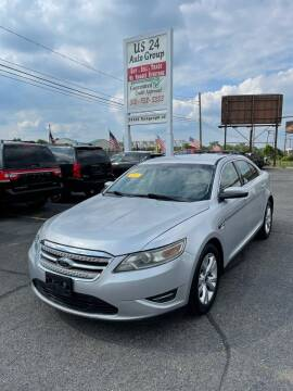2010 Ford Taurus for sale at US 24 Auto Group in Redford MI