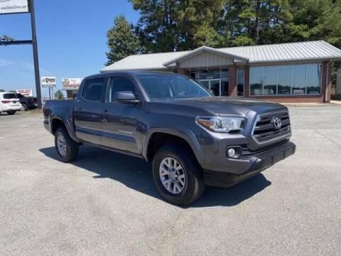 2017 Toyota Tacoma for sale at Smart Auto Sales of Benton in Benton AR