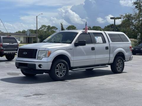 2014 Ford F-150 for sale at BC Motors PSL in West Palm Beach FL