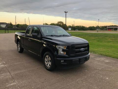 2016 Ford F-150 for sale at Orange Auto Sales in Houston TX