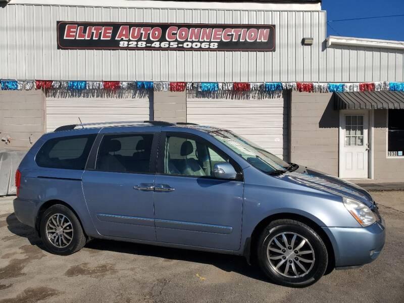 2011 Kia Sedona for sale at Elite Auto Connection in Conover NC