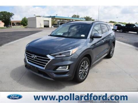 2019 Hyundai Tucson for sale at South Plains Autoplex by RANDY BUCHANAN in Lubbock TX